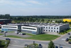 Neue Produktionsstätte der SGL Kümpers im Gewerbepark Rheine-Nord