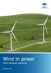 Wind energy installations outperform gas and coal in 2014