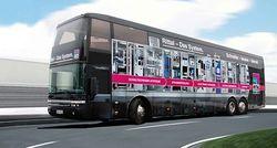 """Neben den Workshops von Eplan und Rittal lädt der Ausstellungsbus von Rittal dazu ein, sich über das Leistungs-spektrum von """"Rittal – Das System."""" zu informieren."""
