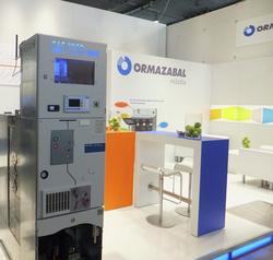 Ormazabal stellt vom 18. bis 20. März 2015 auf der eltefa in Stuttgart, Halle 7C, Stand 81, unter anderem eine intelligente Ortsnetzstation mit Fernwirktechnik vor.