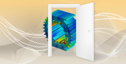 Beim CADFEM Open House werden die Vorteile der Simulation in der Produktentwicklung verdeutlicht (Bild: CADFEM)