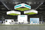 Siemens highlights cost-cutting innovations for offshore wind at European trade show