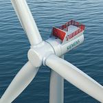Leistungssteigerung bei direkt angetriebener Offshore-Windenergieanlage von Siemens