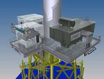 Neuer Wechselstromanschluss von Siemens für Windparks: Leichter, schneller, günstiger