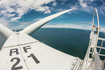 Siemens signs long-term service extension for Rhyl Flats offshore wind farm in North Wales