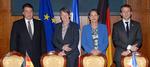 BMWi: Gabriel und Macron legen deutsch-französische Liste für Investitionsprojekte vor