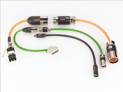 Die neuen ÖLFLEX® CONNECT SERVO Konfektionen sind technisch besser als herkömmliche Lösungen, und zudem weltweit verfügbar.