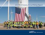 """American wind energy rebounded in 2014; """"wind rush"""" underway in Texas"""