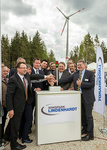 OSTWIND: Windpark Tannberg-Lindenhardt offiziell eröffnet