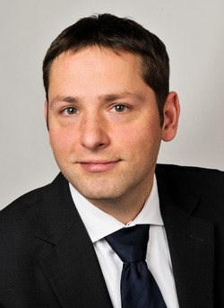 Alexander Heitmann, Leiter Offshore Windenergie der TÜV SÜD Industrie Service GmbH in Hamburg