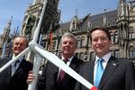 SWM Ausbauoffensive Erneuerbare Energien: Erstes Ziel erreicht
