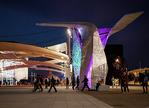 Intelligentes Stromnetz und internationale Kunst für die EXPO 2015