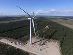 Siemens errichtet Prototyp seiner Offshore-Windturbine mit sieben Megawatt Leistung