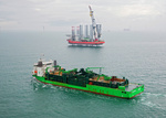 Closing offshore assets transaction GeoSea/DEME- HOCHTIEF