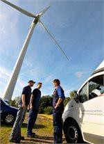 Aktuelle Erkenntnisse und Empfehlungen für den Betrieb und die Instandhaltung von Windenergieanlagen standen im Mittelpunkt der zehnten SKF Wind Farm Management Conference.