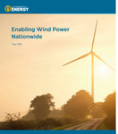 Report Excerpt - Energy Dept: New wind energy technology unlocks wind development opportunity in all 50 states