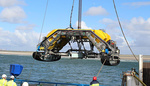 Offshore Wind Ticker - CT Offshore launches ground-breaking subsea trencher ROV