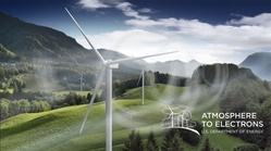 tmosphere to Electrons (A2e) is a multi-year U.S. Department of Energy (DOE) research initiative targeting significant reductions in the cost of wind energy through an improved understanding of the complex physics governing wind flow into and through wind