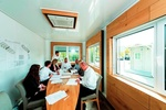 New office rooms for ELA Container Offshore GmbH in Haren, Germany