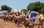 Ghana celebrates its first Global Wind Day as over 250 students meet in Ayitepa to learn about wind energy