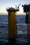 """Baustart auf See für Offshore-Windpark """"Sandbank"""""""