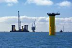Poland: Major order for Bilfinger Mars Offshore - Production of 91 steel foundations for North Sea wind park