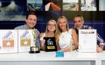 Gold für Lufft I-Box: Produktfilm erneut international ausgezeichnet