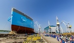 The Netherlands: Second Damen Offshore Carrier 8500 launched