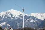 Schweiz: Windenergieanlage keine Gefahr für Vögel und Fledermäuse