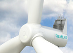 Siemens erhält drei Aufträge für Onshore-Windturbinen in Schottland und Irland