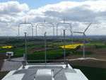 Windpark La Ferrière eingeweiht