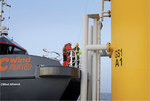 Germany: CWind supports Ballast Nedam at Butendiek OWF