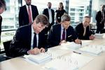 Windturbinen für Borkum Riffgrund 2: DONG Energy und MHI Vestas unterzeichnen Liefervertrag