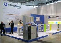 Ormazabal stellt vom 28. bis 30. Oktober 2015 auf der efa in Leipzig, Halle 5, Stand G42, eine Lösung für intelligente Ortsnetzstationen mit Fernwirktechnik vor.  Foto: Ormazabal