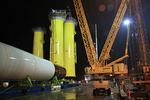 Germany: The last load out of Gode Wind