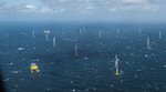 Schweizer Offshore-Windpark Global Tech I in der Nordsee am Netz