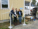 Sweden: Nordisk Vindkraft and Stadtwerke München inaugurate one of Sweden's biggest wind farms