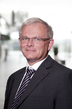 Anders Vedel, Executive Vice President for Technology and Service Solutions