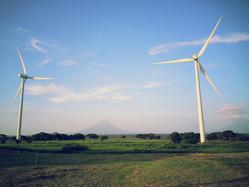 Am Fuße des Vulkans Consepcion im Südwesten Nicaraguas sind die CMS von der Bachmann Monitoring GmbH bereits im Einsatz.