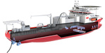 Switzerland: ABB invests in most advanced cable-laying vessel for subsea installation and service