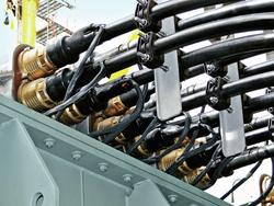 Das trocken steckbare Anschluss-System HV-Connex ist durch seine zeitsparende, einfache Montage besonders geeignet für Offshore-Projekte und Hochspannungsnetze.