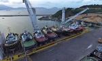 Global: Damen's largest ever stock-vessel transport began in Shanghai