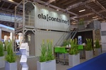 ELA Container Offshore GmbH auf der Offshore Energy 2015 in Amsterdam