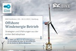 "Germany: BWE Conference ""Offshore Windenergy Operation"""