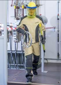 DEHN präsentiert auf der internationalen Fachmesse für Arbeitsschutz und Arbeitssicherheit (A+A) in Düsseldorf seine Kompetenz im Produktbereich Arbeitsschutz.
