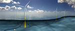 Scotland: Statoil to build the world's first floating wind farm: Hywind Scotland