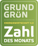 Grundgrün: Zahl des Monats - 23 %