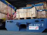 DSV Air & Sea Projects transportiert Generatoren nach Norwegen über niedersächsische Seehäfen