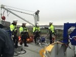 UK: CWind completes cable team demonstrations in Barrow-in-Furness