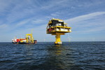 Germany: First GICON®-SOF offshore foundation granted feed-in of generated electricity